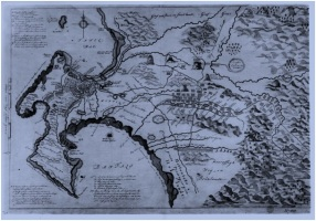 17th Century Map of the Cape. Western Province Archives and Records Service M1/17