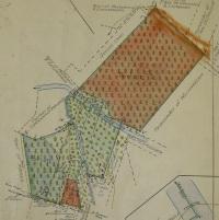 Surveyor General Diagram Portion 1 of the farm 1006 Meerlust. SG 3769/42
